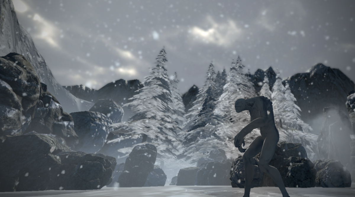 In-game screenshot - Alpha - Jötun